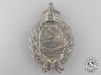 A First War Prussian Pilot`s Badge
