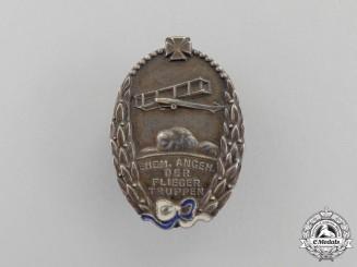 A First War German Veteran Pilot's Badge by Deschler