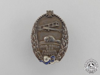 Germany, Wiemar Republic. A Veteran Pilot's Badge, by Deschler