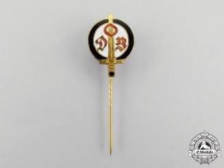 A First War Period ODB Veteran's Association Stick Pin