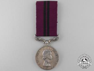 A 1961 Australian Meritorious Service Medal