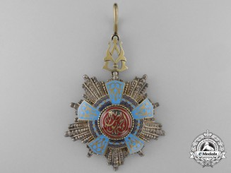 An Order of the Egyptian Republic; Grand Cross Badge