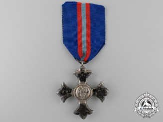 Brazil, Republic. A Naval Cross for Service Before the Enemy, c.1945