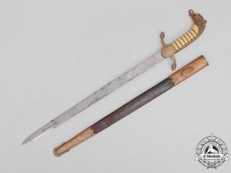 A Mexican Naval Dagger (Naval Dirk) by Carl Eickhorn, Solingen, c.1933-1935