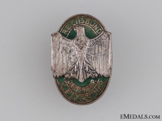 National Association of Small Gardeners Badge