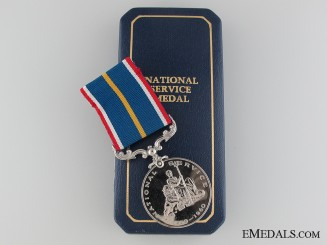 National Service Medal