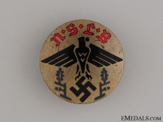 National Socialist Teachers League Badge