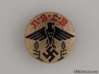 National Socialist Teachers League Badge