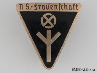 Nazi Women's League Membership Badge, Type III