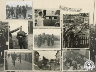 Nine Period SS Photographs