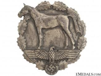 NS Riderkorps Merit Plaque