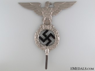 An NSDAP Flag Pole Top