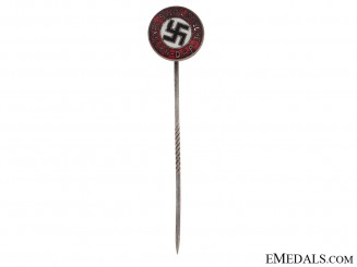 NSDAP Party Stickpin - Early Version