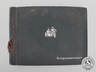 A Superb Balkan Campaign Anti-Partisan Unit Photo Album