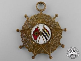 A Chinese Republic Hubei Province Li Yuan Hong Merit Medal