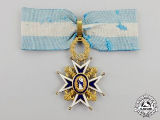 Spain. An Order of Charles III, 3rd Class, Commander