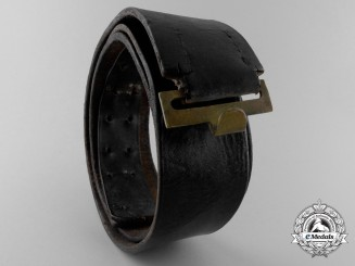 An Early Stahlhelm Veteran's Belt