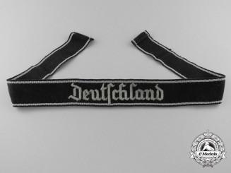 A Waffen SS Deutschland EM/NICOs Cufftitle