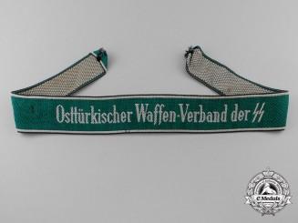 "An ""Osttürkischer Waffen-Verband der SS"" Cufftitle"