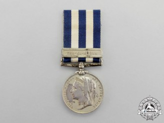 A British Egypt Medal 1882-1889 to the 2nd Battalion, Highland Light Infantry
