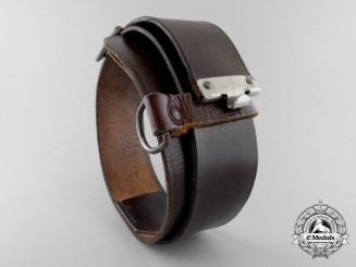 An HJ Brown Belt to Croupon Nr.191