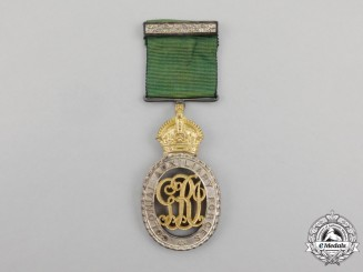 A Colonial Auxiliary Forces Officers' Decoration to Major Frederick William Fishwick Whitehead; Black Watch