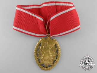 A Yugoslavian Order of People's Hero (Orden Narodnog Heroja)