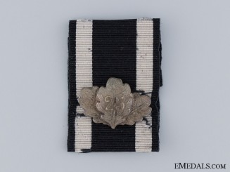 Oakleaves of the 1870 Iron Cross; Combatant