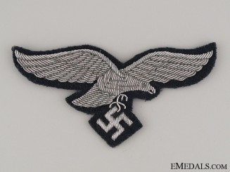 Officer's Eagle for Visor Cap