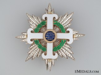 Order of Civil and Military Merit of St. Marinus