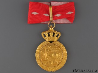 Order of Cultural Merit - Commander