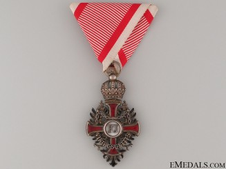 Order of Franz Joseph - Knight's Cross