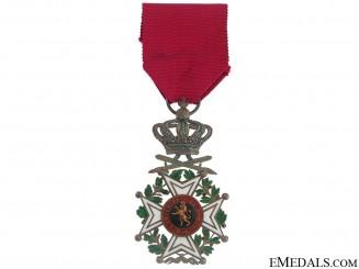 Order of Leopold – Knight w/Swords
