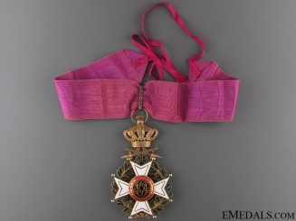Order of Leopold I - Commander