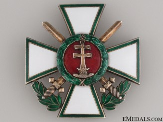 "Order of Merit ""¢¤ Officer""¢¯s Cross with Swords"