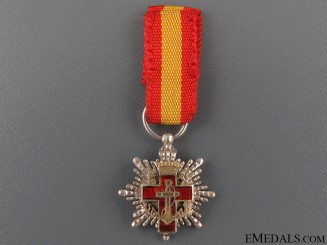 Order of Naval Merit - Red Distinction