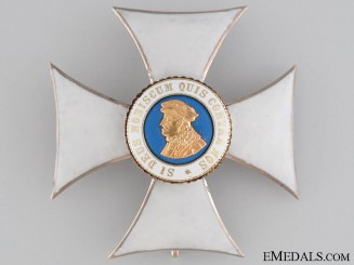 Order of Philip the Brave 1900-1918 – Honour Cross