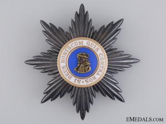 Order of Phillip the Brave; Grand Cross Star