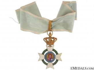 Order of Redeemer – Commander in Gold
