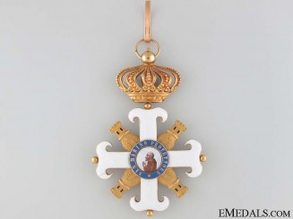Order of San Marino - Military Commander's Cross