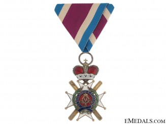Order of Takovo - 5Th. Class