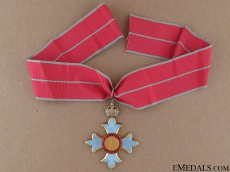 Order of The British Empire C.B.E.