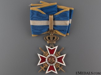 Order of the Crown- Type II (1932-1946)