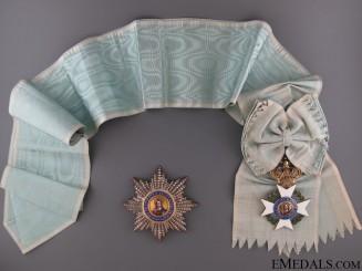Order of the Redeemer - Grand Cross