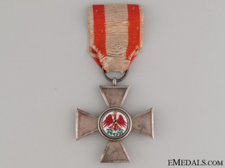 Order of the Red Eagle, 4th Class