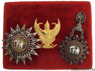 Order of the White Elephant - Grand Cross