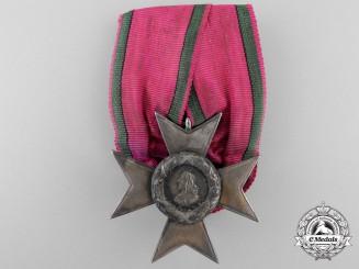 A Saxe-Ernestine House Order Merit Cross (1890-1918)