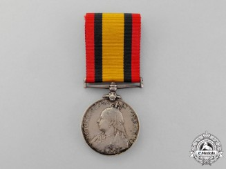Great Britain. A Queen's South Africa Medal to the Imperial Yeomanry
