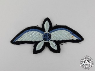 Canada. A Second War Elementary Flying Training School (EFTS) Aero Engineer Wings, Scarce