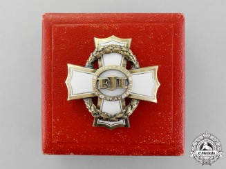 Austria, Imperial. A 1915-1918 Issue War Cross for Civil Merit Second Class by Rothe